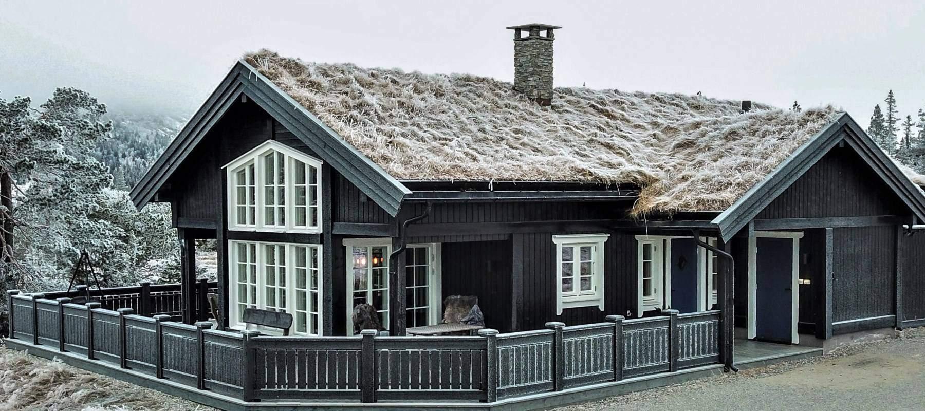 2700 Hytte hytteleverandør Hægevarde Hytte Stryn 92