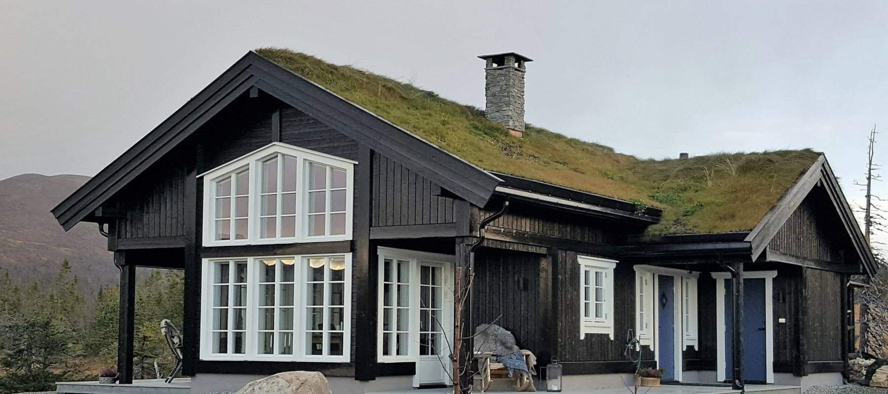 2700 Hytte hytteleverandør Hægevarde Hytte Stryn 97