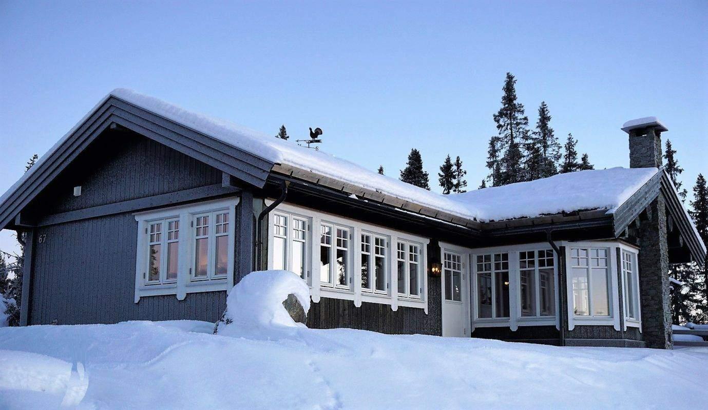 312 Hytte Lissetra, Øyer – Sollia 132