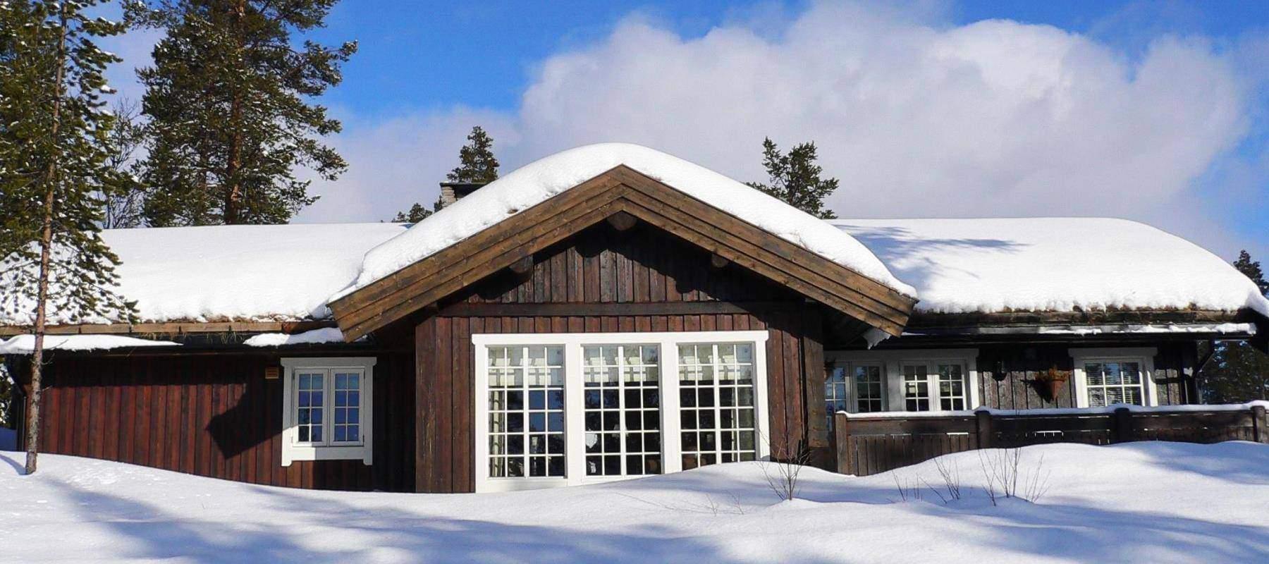 3600 Hytteleverandør Gålå Hytte Snøhetta 99