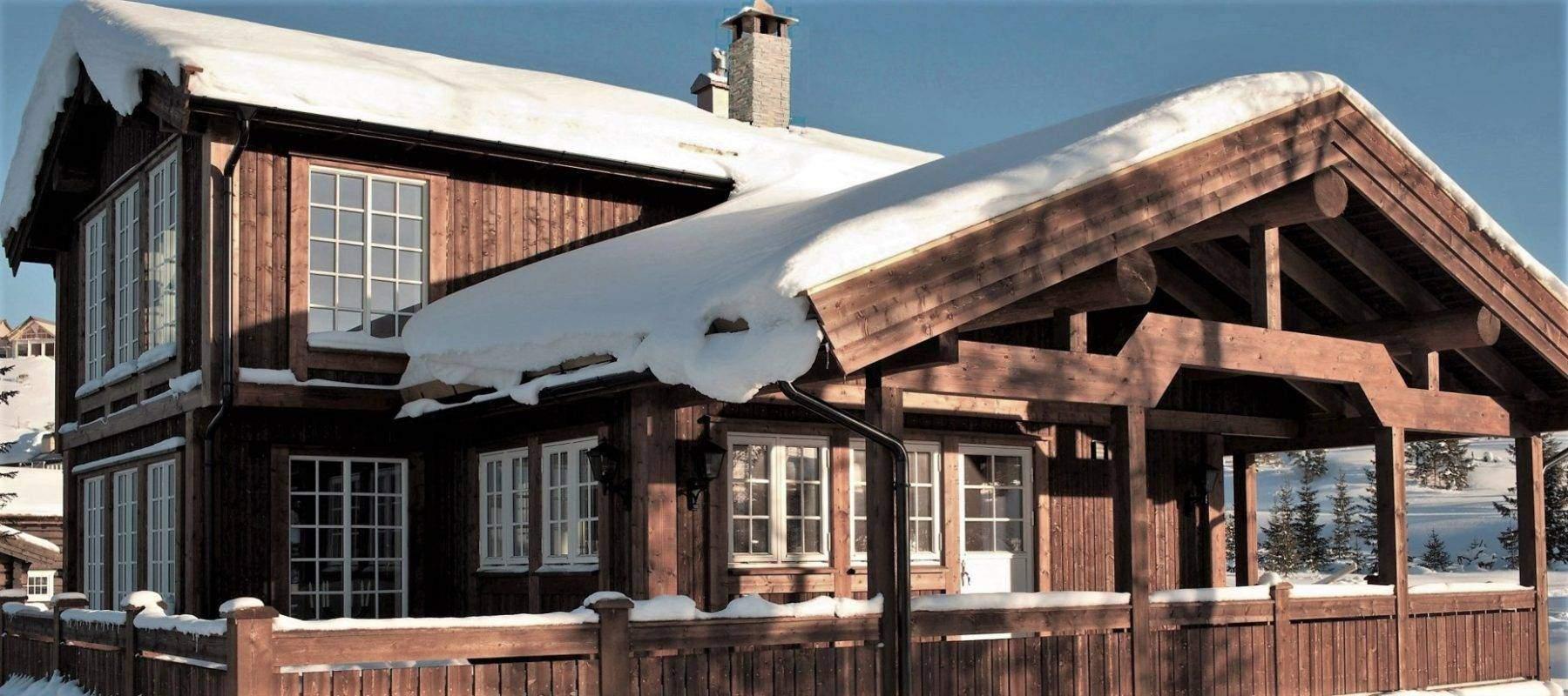 3750 Hytteleverandær hytte Hafjell 138 på Mosetertoppen