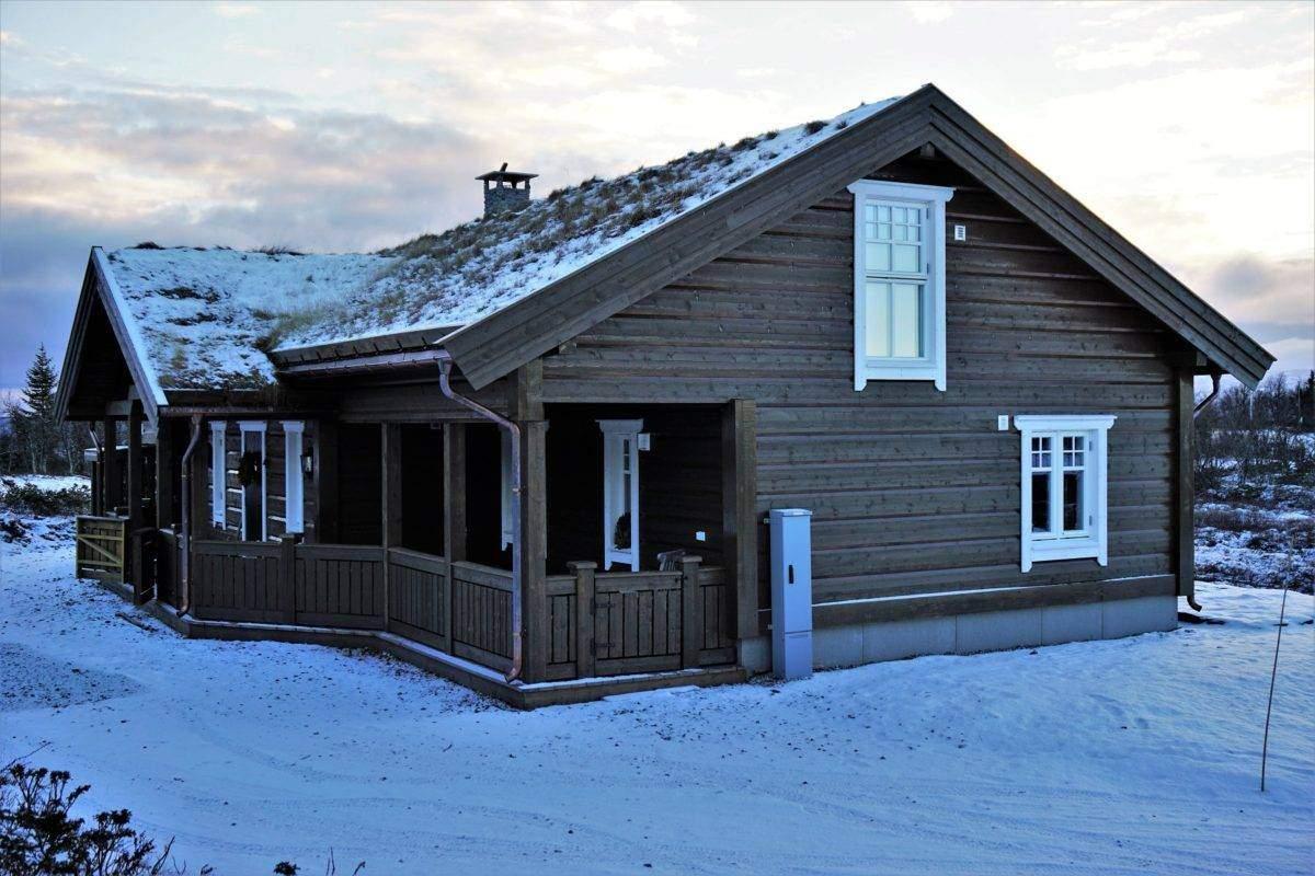40 Hyttemodell Hytte Hemsedal 120