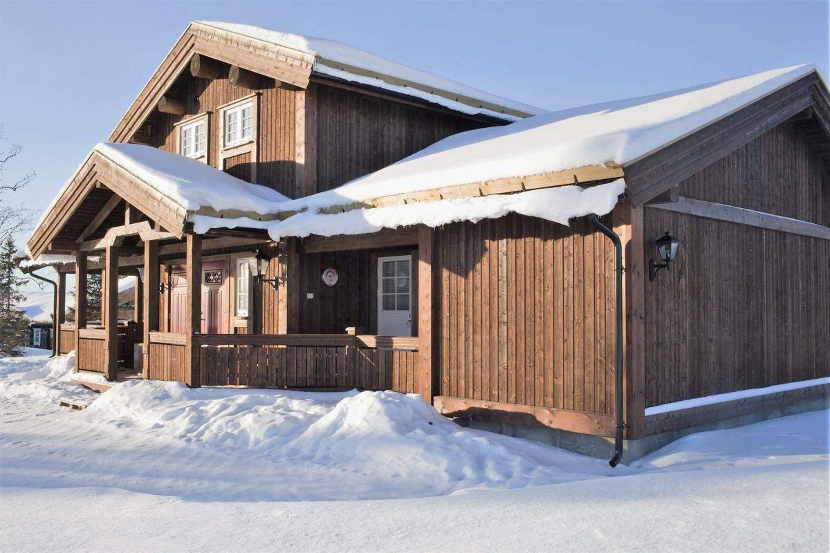 40 Mosetertoppen Hyttebilder Hytte Hafjell 138