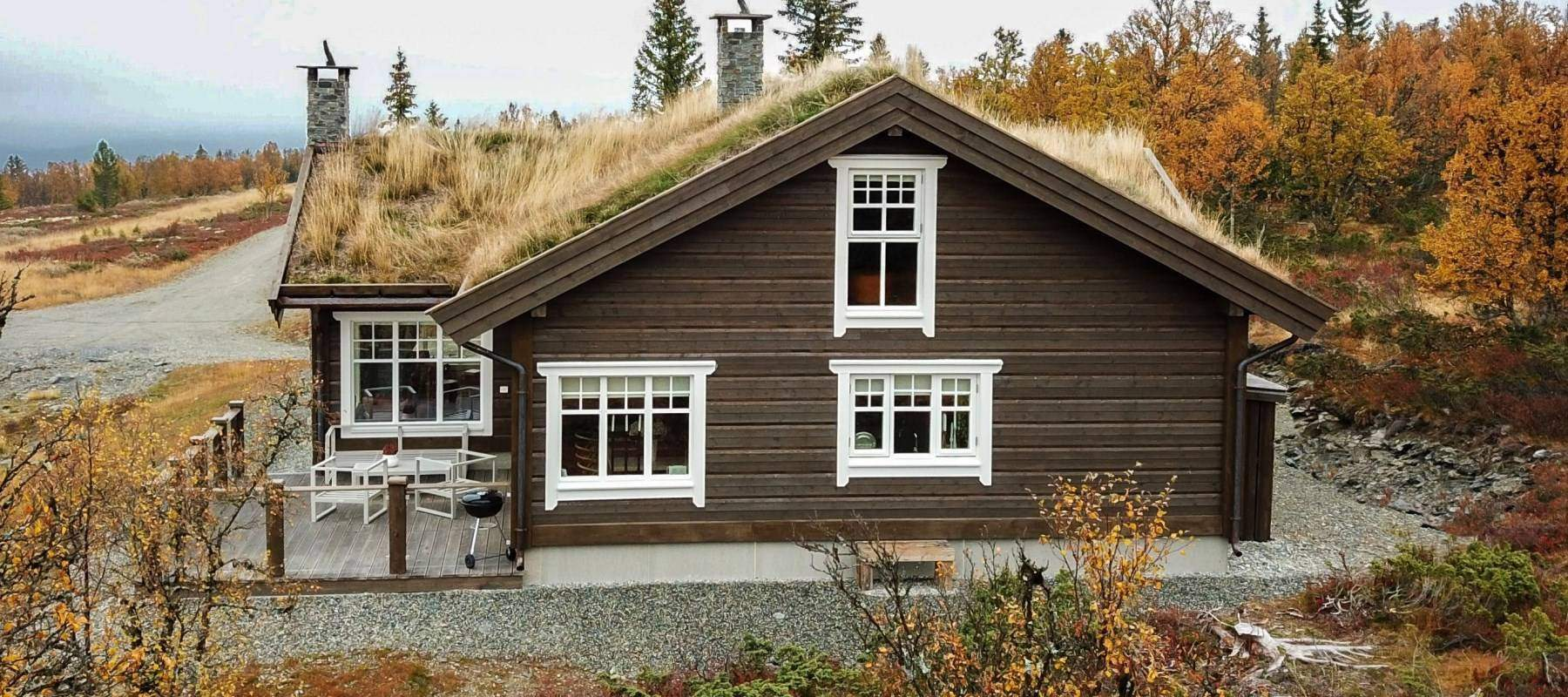 42 Hytteleverandor – Tiurtoppen Hytter Inspirasjon hytte pa Gålå