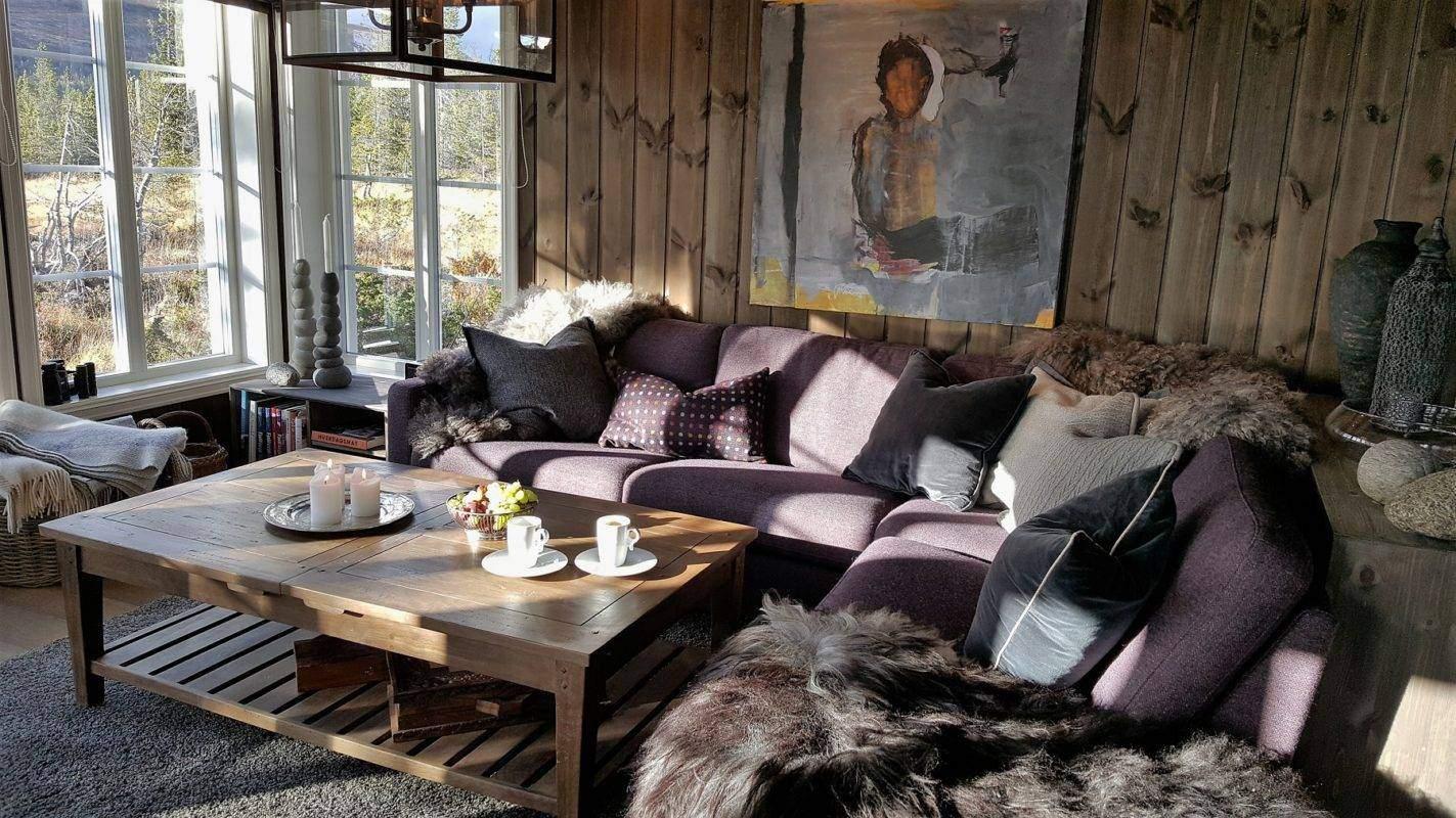 44 Hytteinteriør Inspirasjon Veggli – Stryn 92
