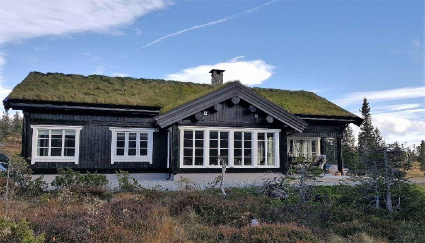 460 Veggli Hyttebilder Stryn 92-51