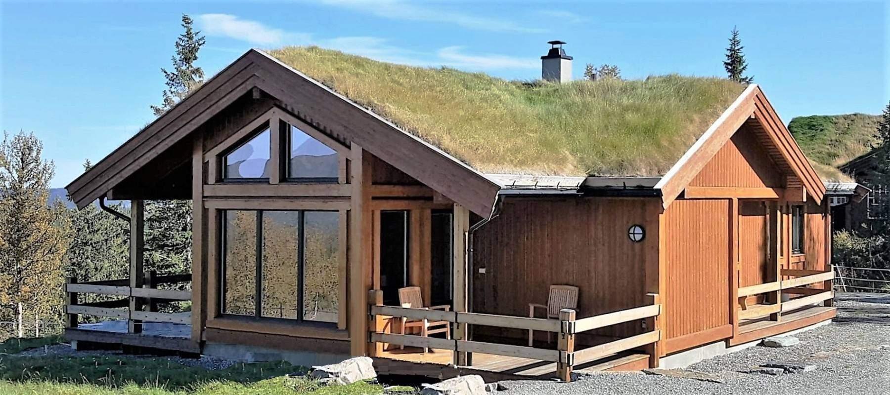 56 Hytte Stryn 96 på Synnfjell
