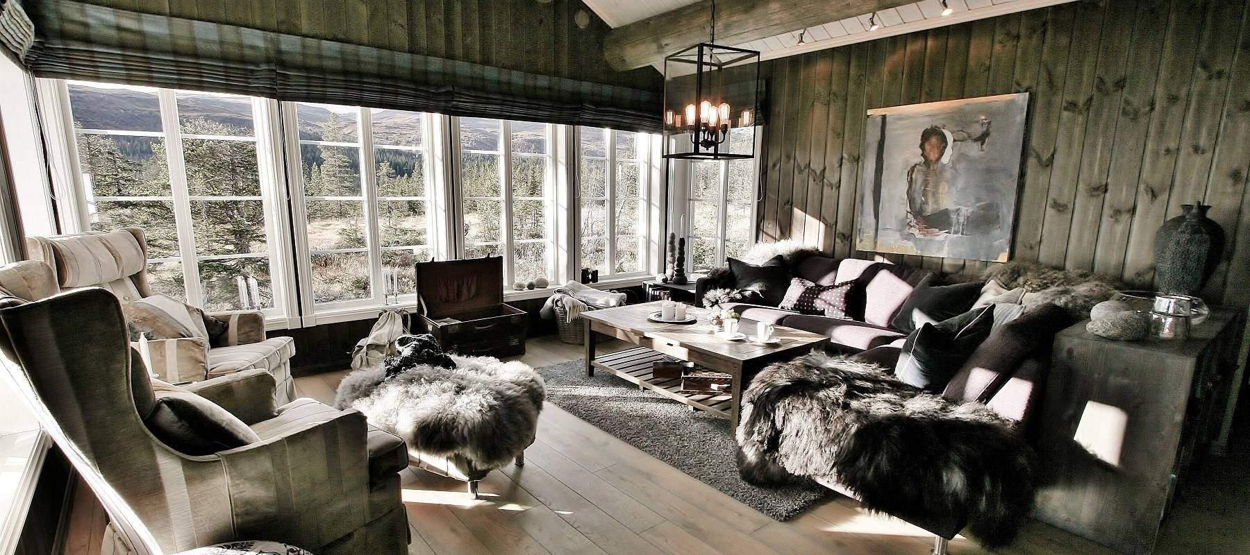 62 Hytteinteriør Inspirasjon Veggli – Stryn 92