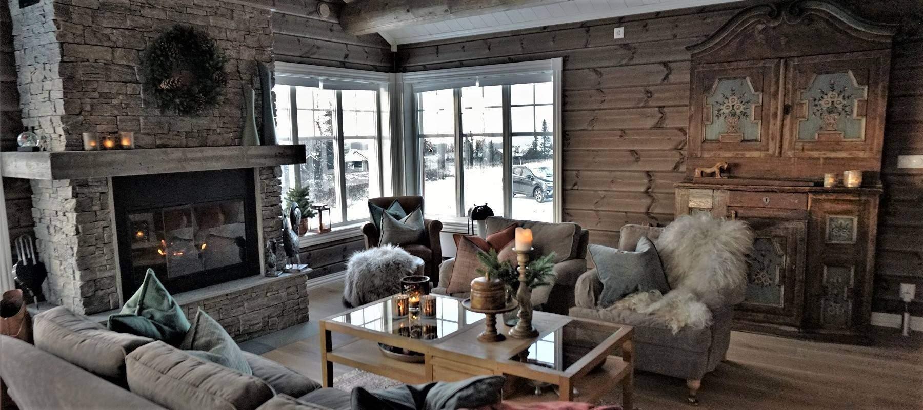 64 Hytteleverandor – Tiurtoppen Hytter Inspirasjon hytte pa Gålå