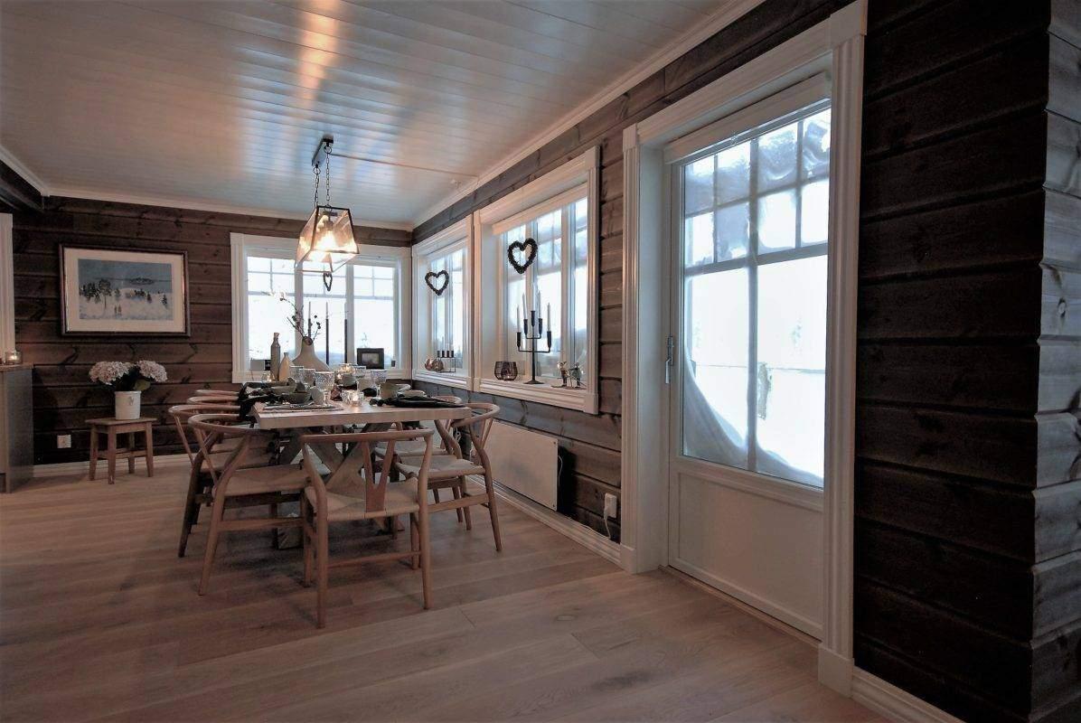 64 Vinterstorm Hytte kos inspirasjon Gålå – Hemsedal 120