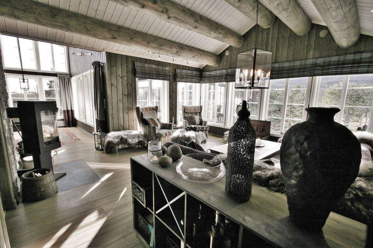 66 Hytteinteriør Inspirasjon Veggli – Stryn 92