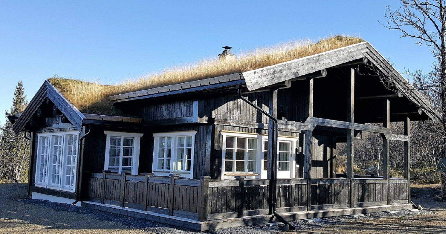 711 Hytte Vaset Rondane 94 -711