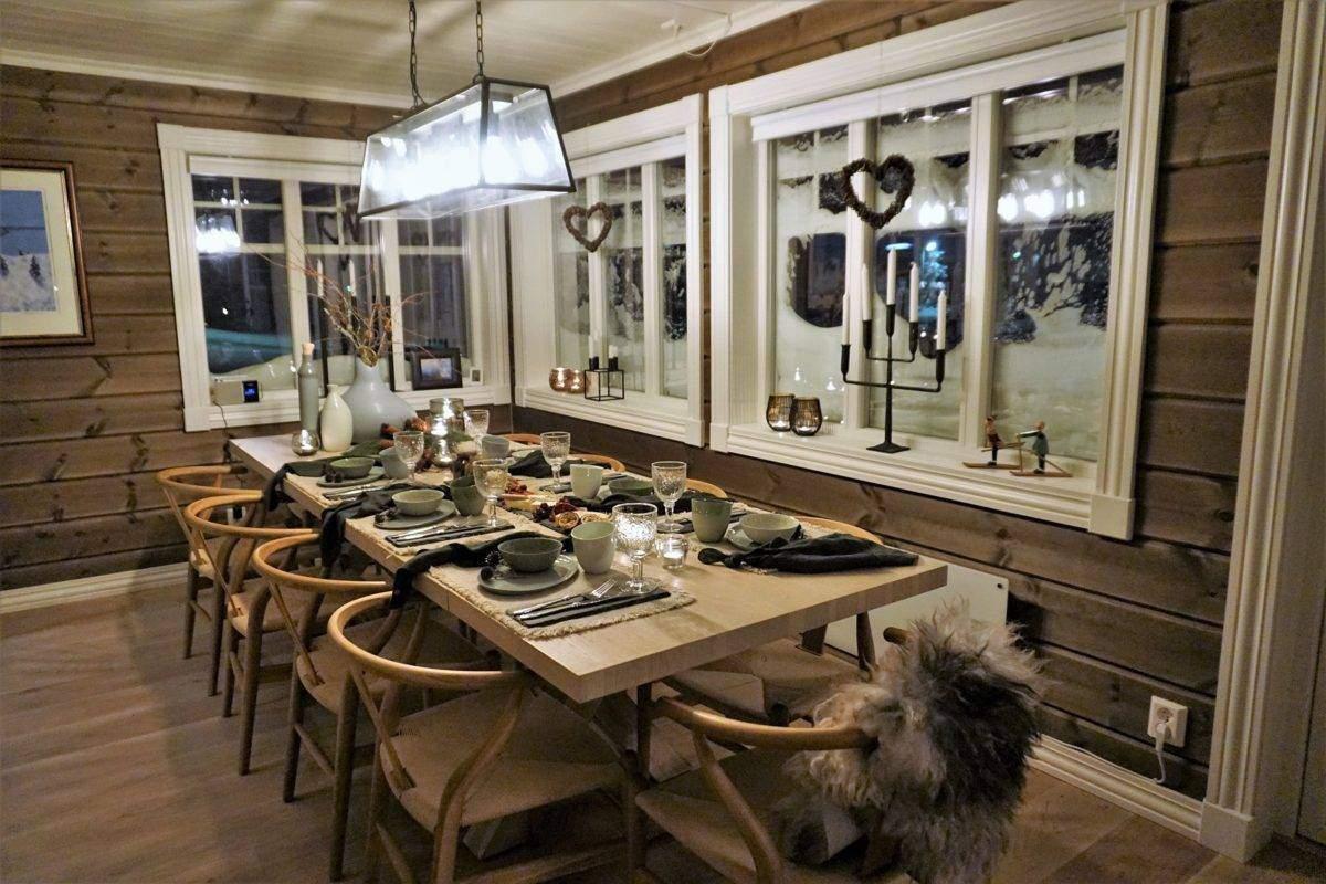 72 Vinterstorm Hytte kos inspirasjon Gålå – Hemsedal 120