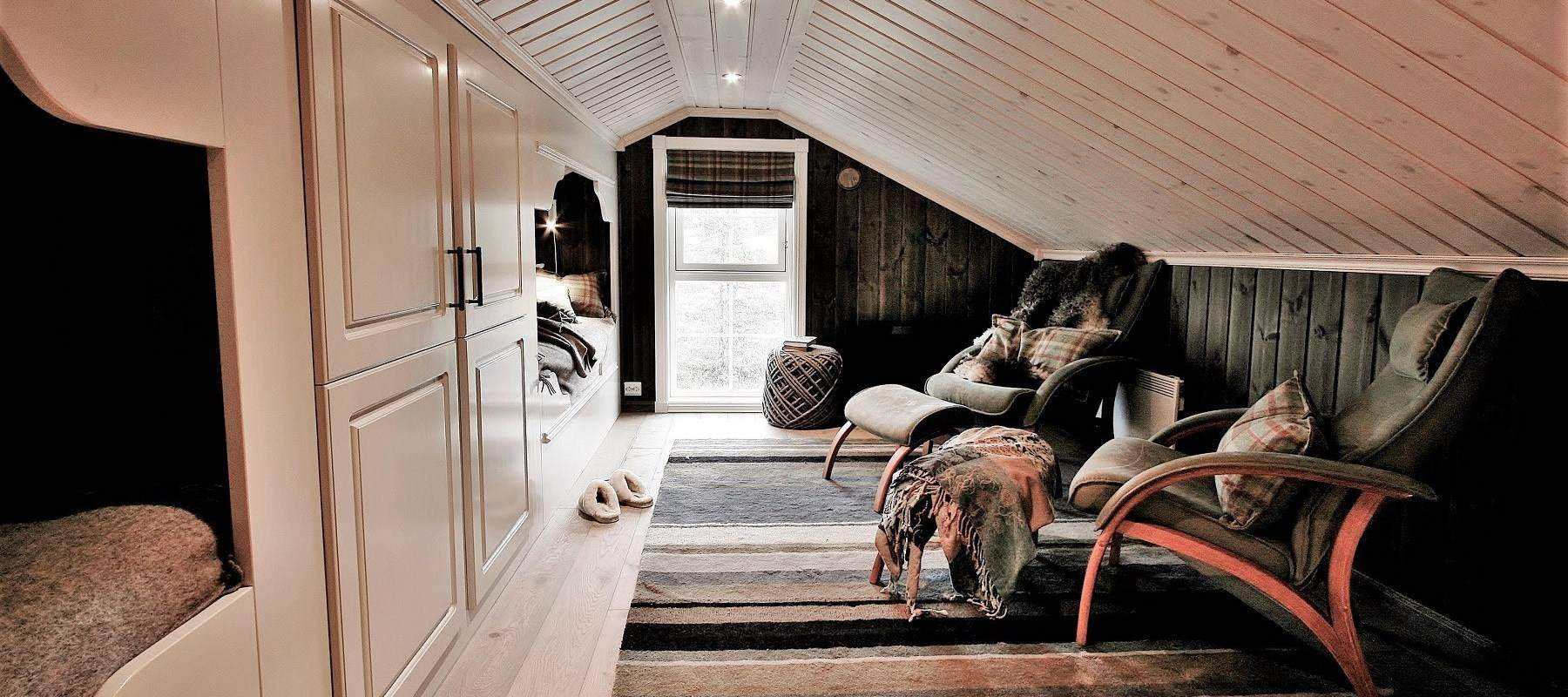 73 Hytteinteriør Inspirasjon Veggli – Stryn 92