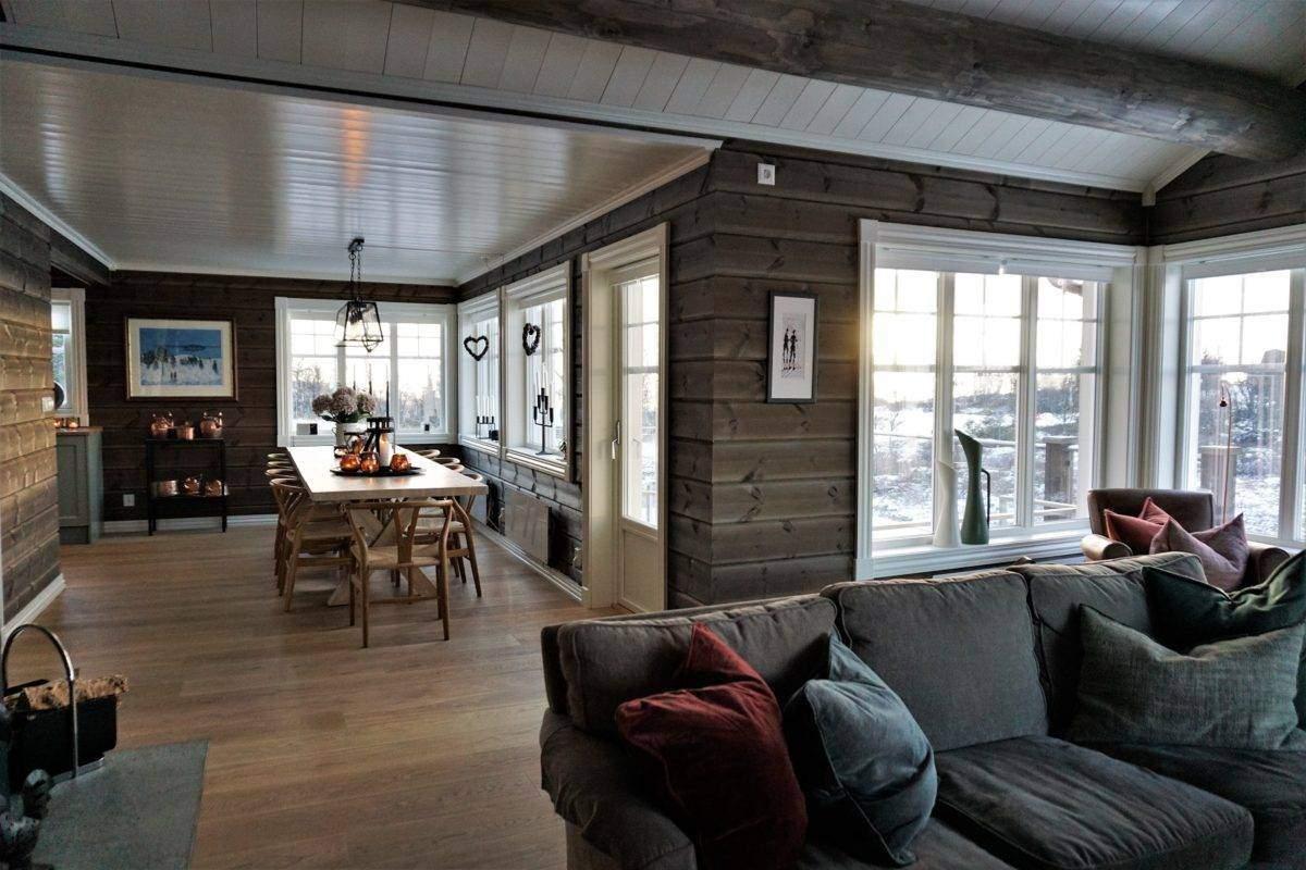 74 Hytteinterior Hytteinspirasjon Gålå – Hemsedal 120