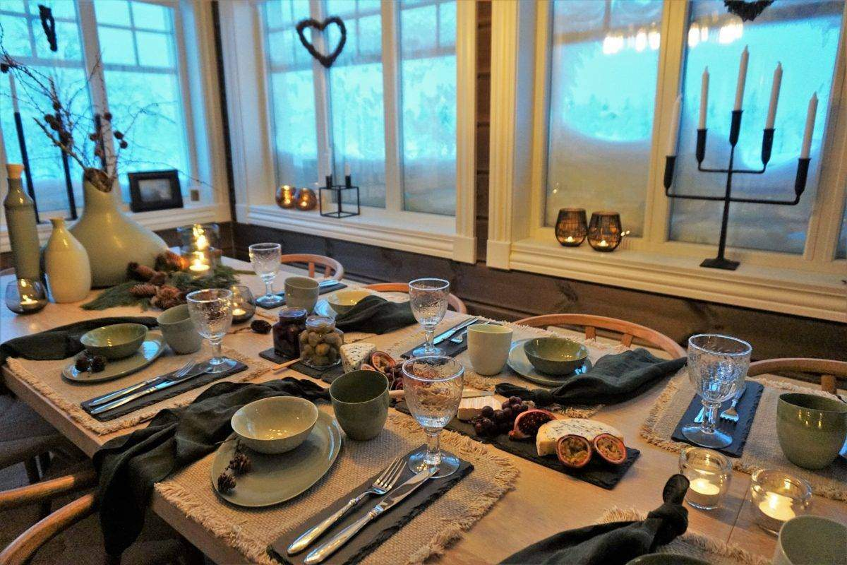74 Vinterstorm Hytte kos inspirasjon Gålå – Hemsedal 120