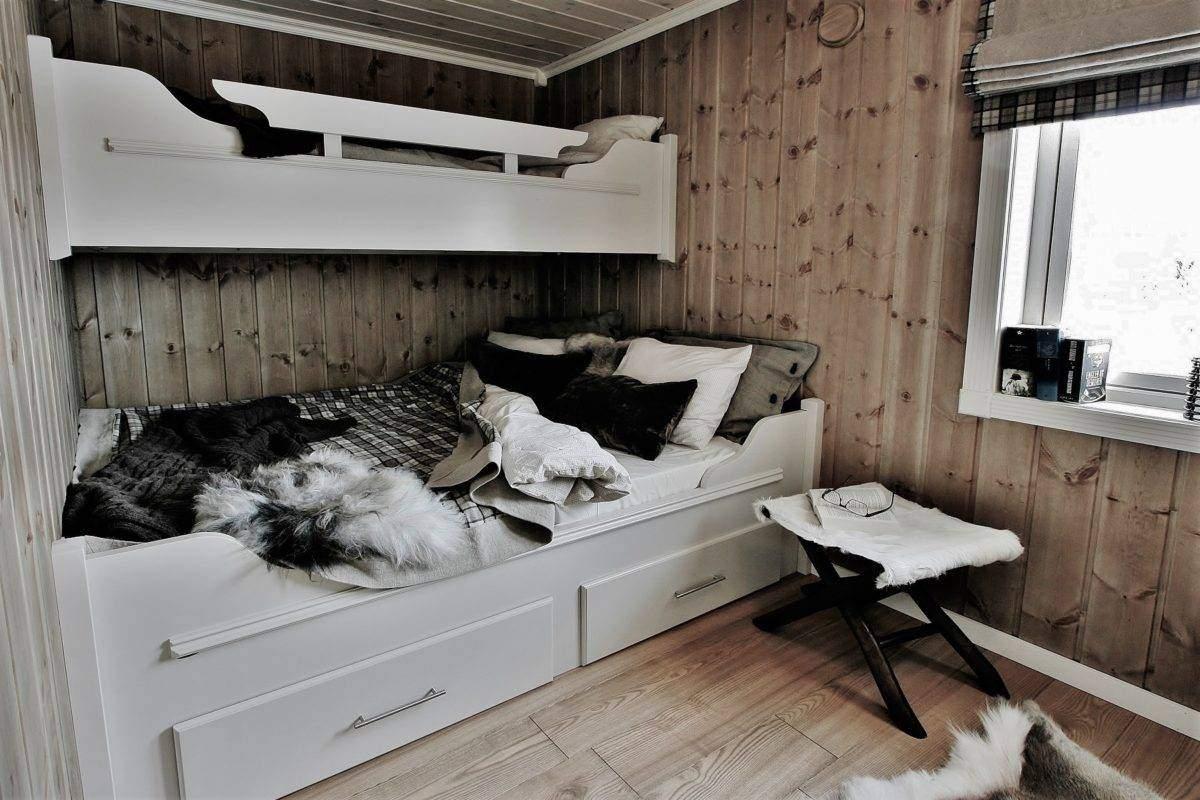 79 Hytte Vaset Interiør Snøhetta 103 Sov 2