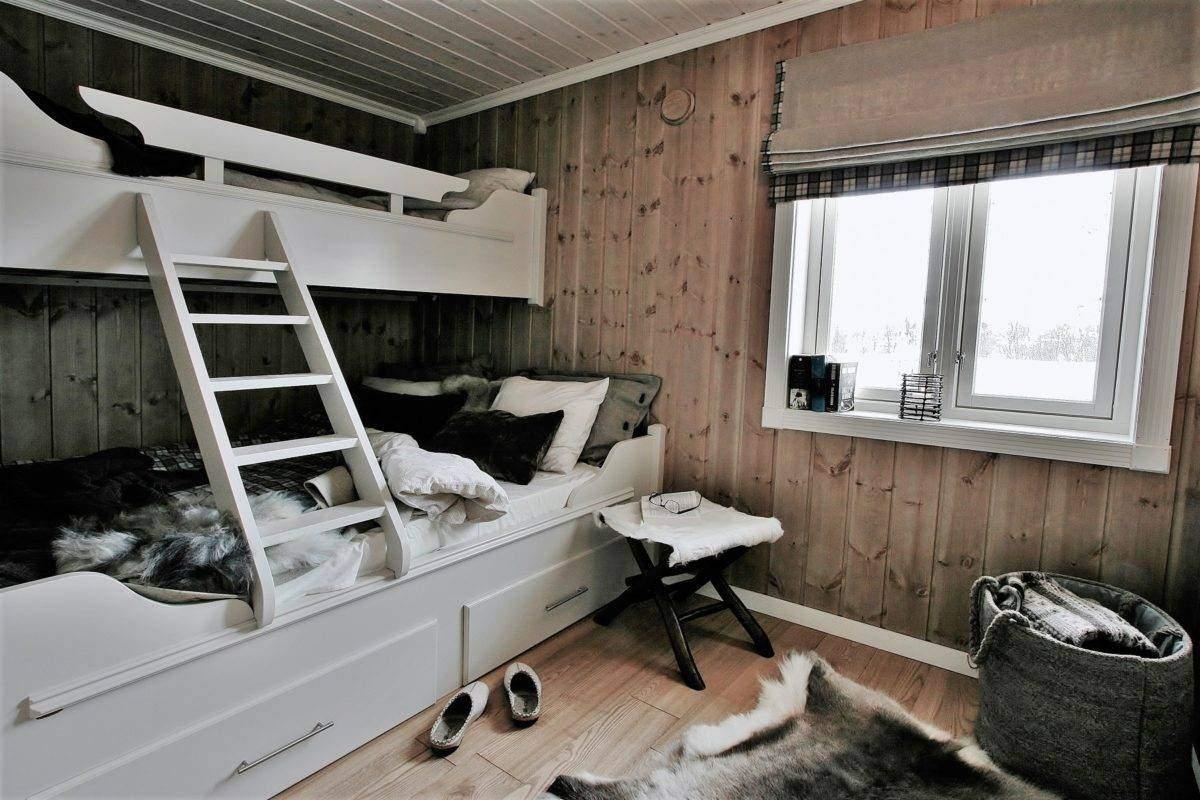 80 Hytte Vaset Interiør Snøhetta 103 Sov 2