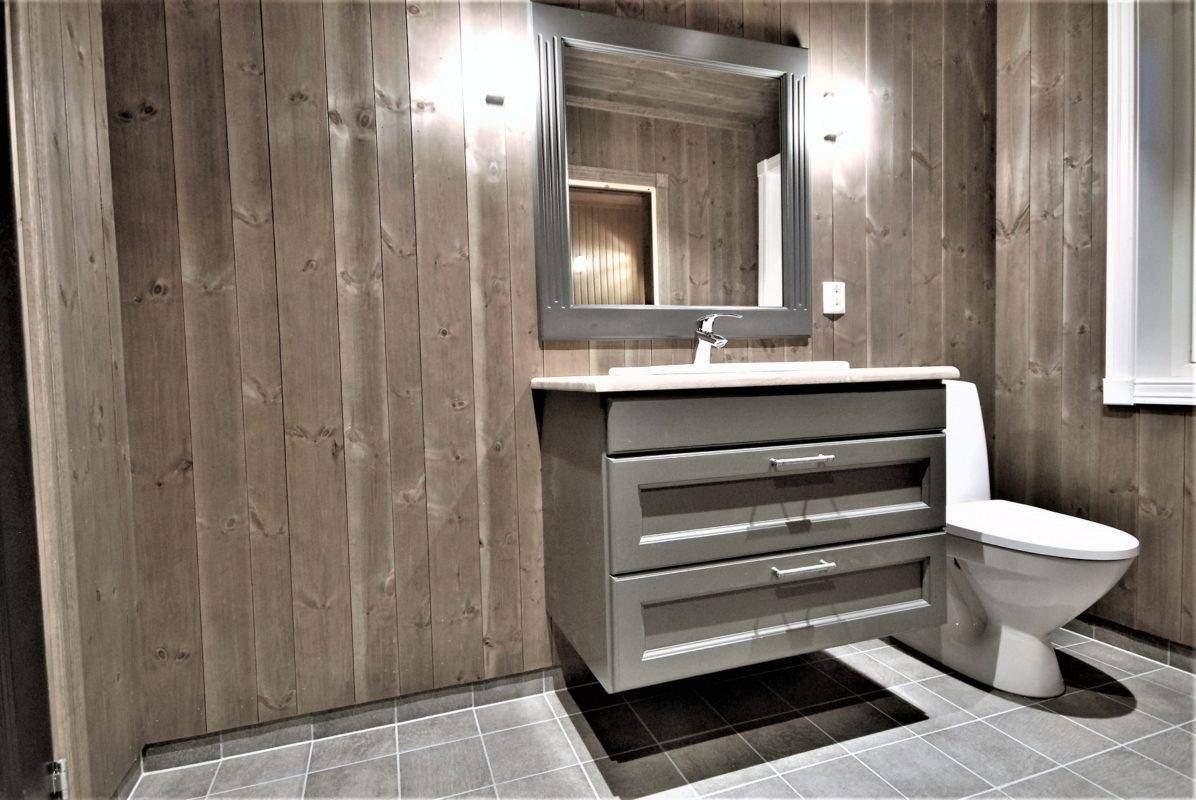 80 Hyttemodell Hytte Stryn 101 Oppdal – Hovedbadet