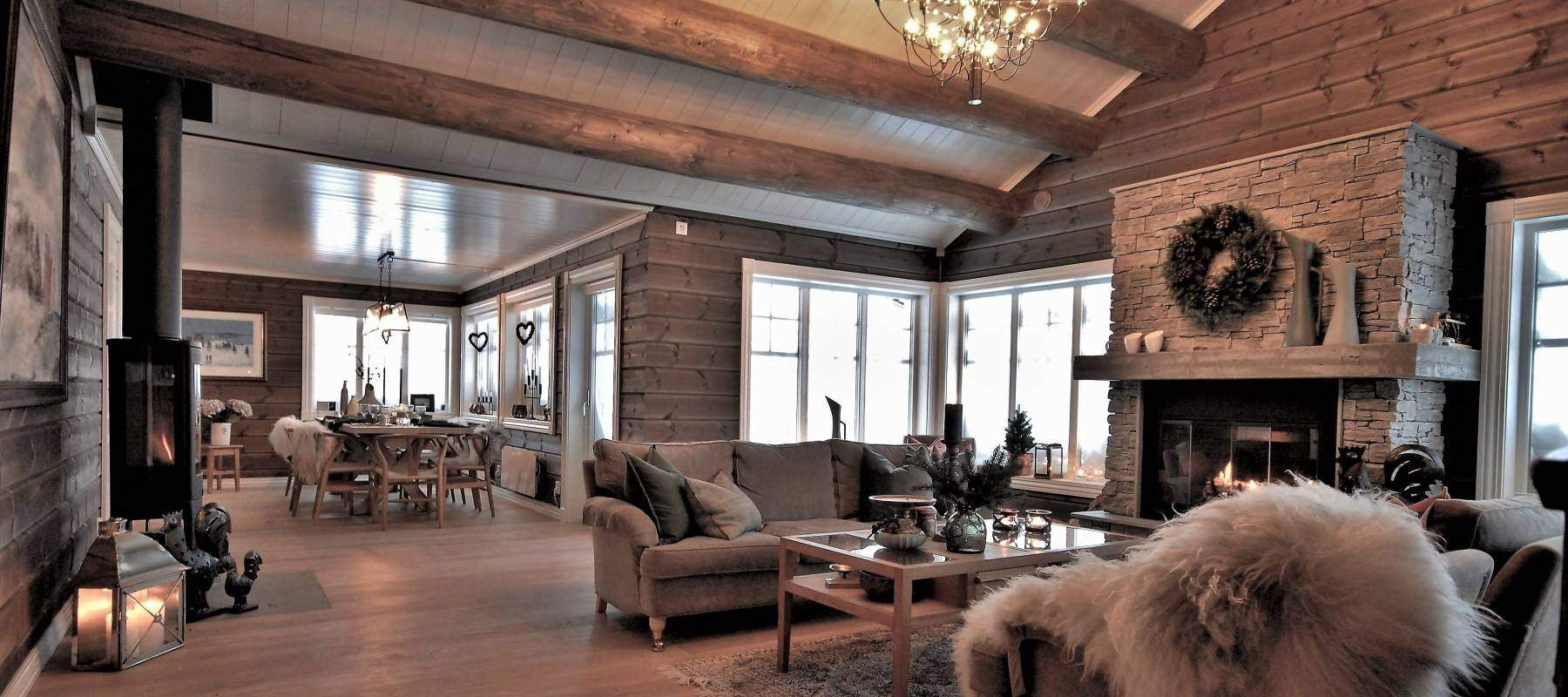 82 Hytteleverandor – Tiurtoppen Hytter Inspirasjon hytte pa Gålå