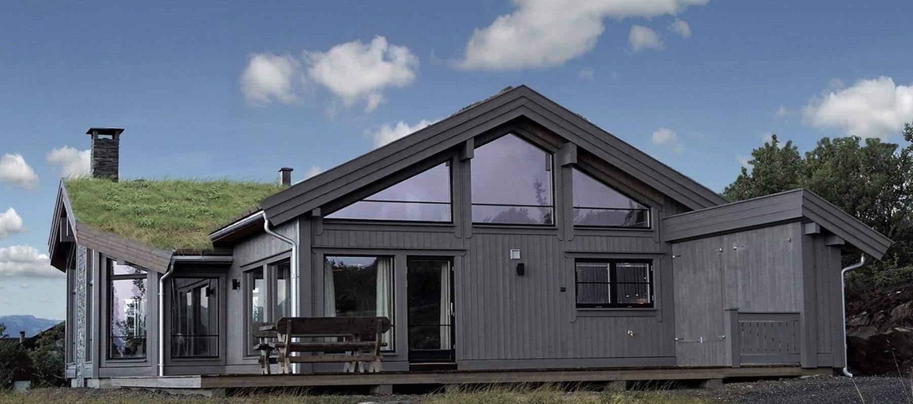 88 Hyttemodell Hytteinspirasjon Hytte Uvdal