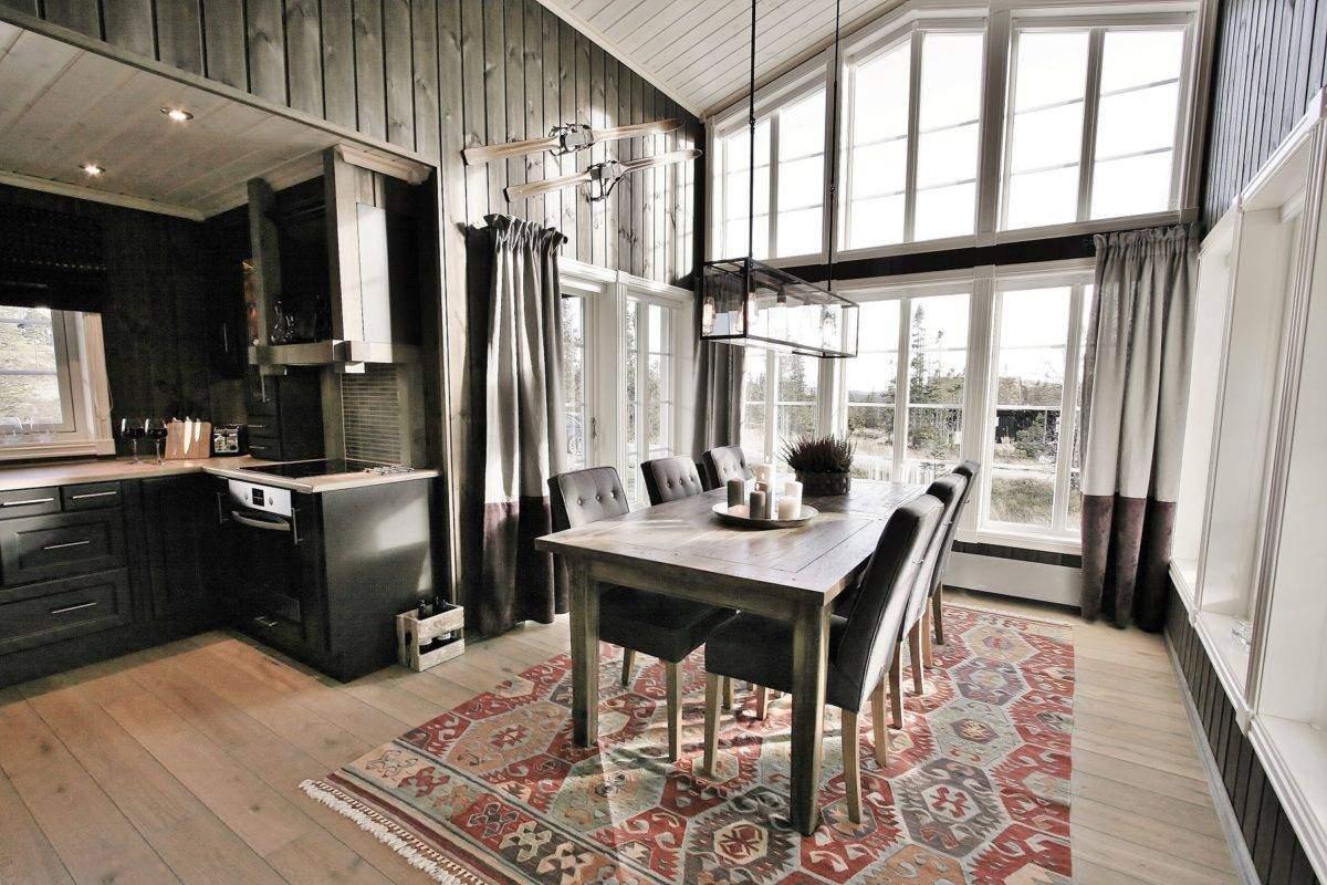 92 Hytteinteriør Inspirasjon Veggli – Stryn 92