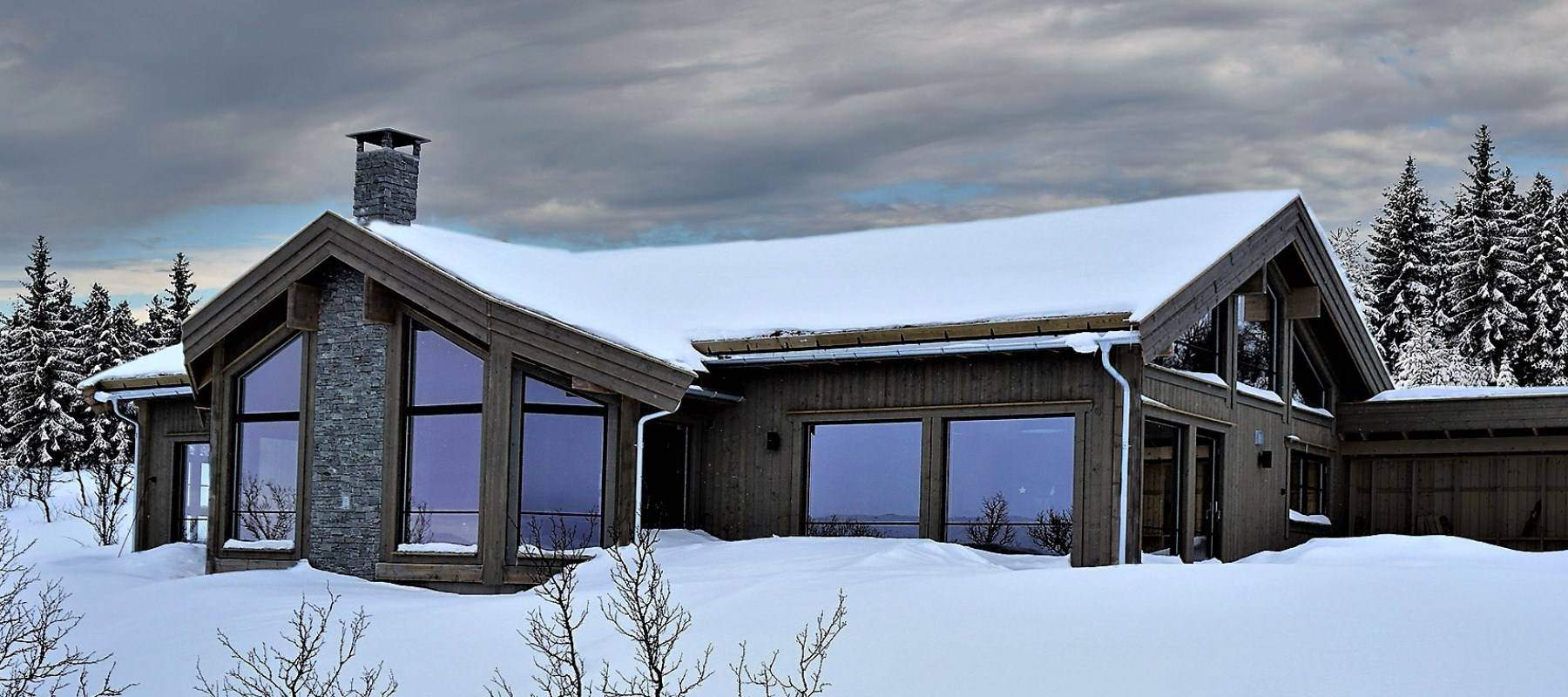 98 Hyttemodell Hytteinspirasjon Hytte Uvdal