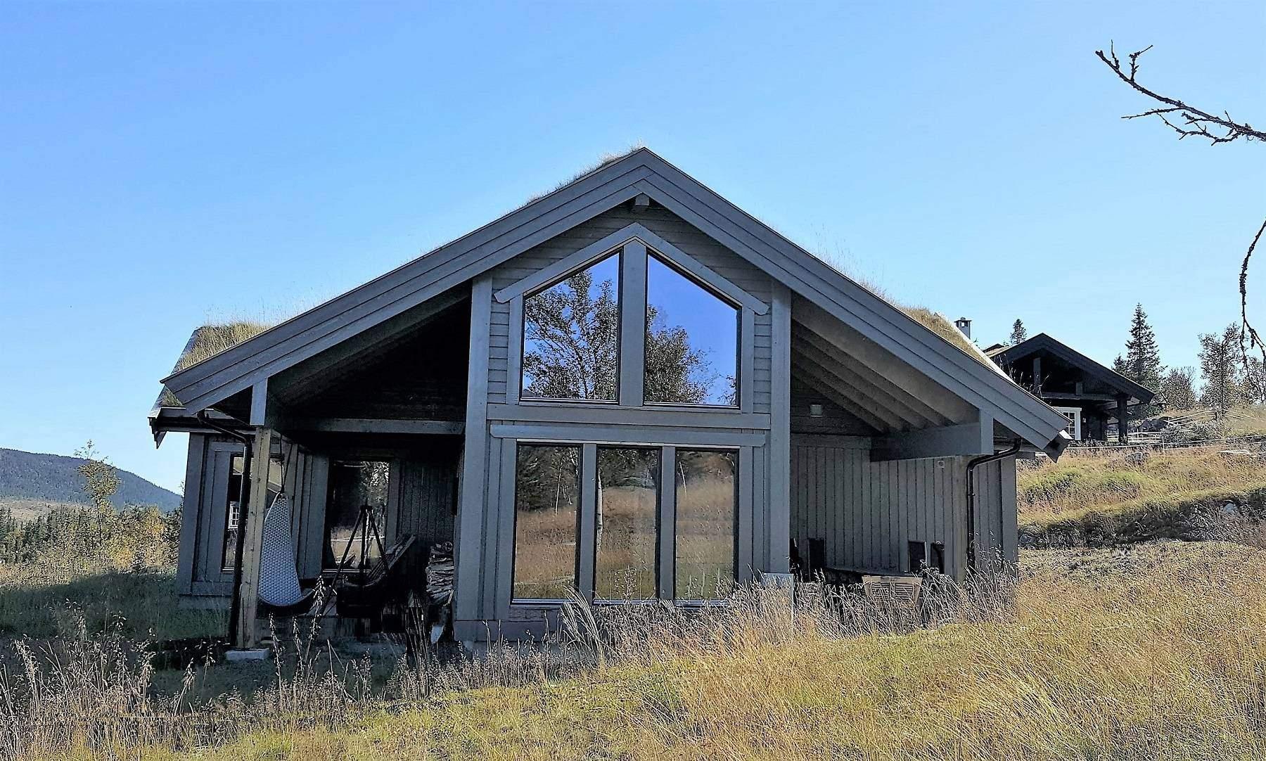 38 Hyttemodell Strynsfjell 113