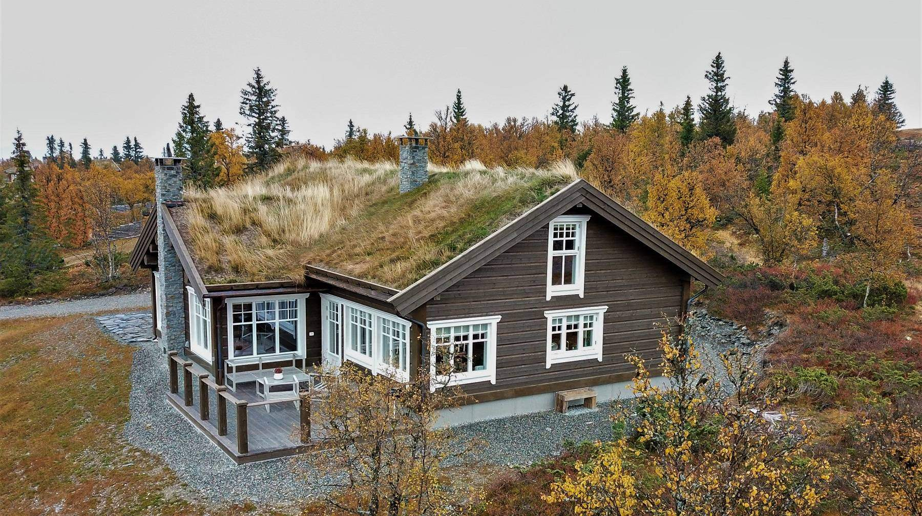 314 Gålå – Hyttebilde – Hytte Hemsedal 120 – Hytteleverandør Tiurtoppen Hytter