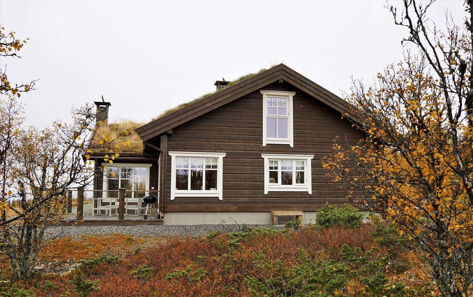 322 Gålå – Hyttebilde – Hytte Hemsedal 120 – Hytteleverandør Tiurtoppen Hytter