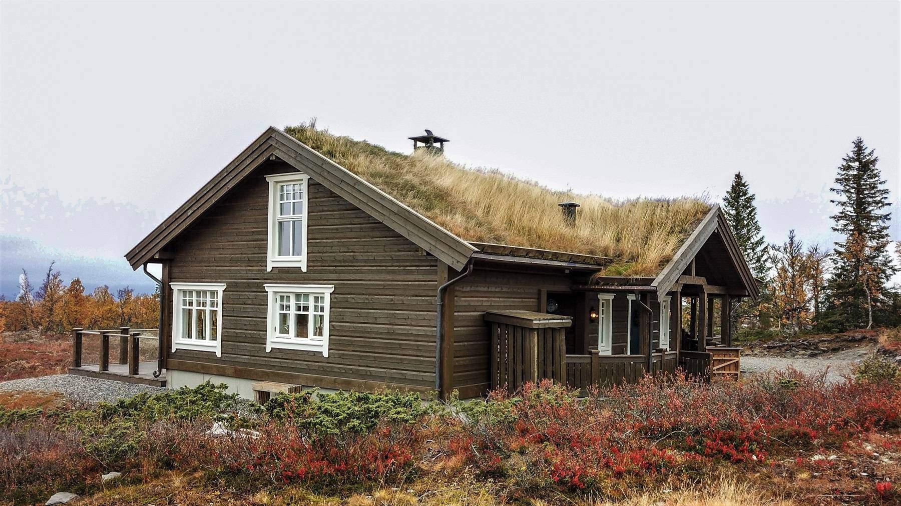 334 Gålå – Hyttebilde – Hytte Hemsedal 120 – Hytteleverandør Tiurtoppen Hytter
