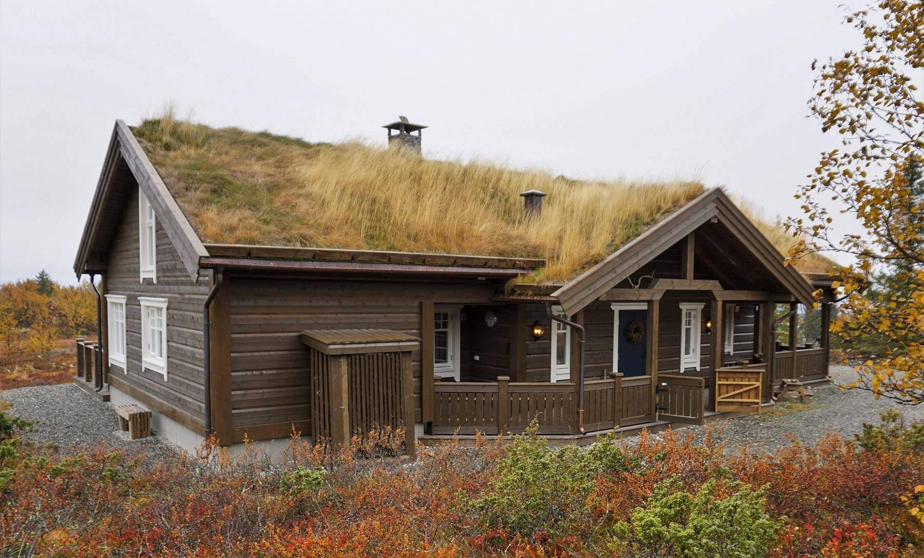 340 Gålå – Hyttebilde – Hytte Hemsedal 120 – Hytteleverandør Tiurtoppen Hytter