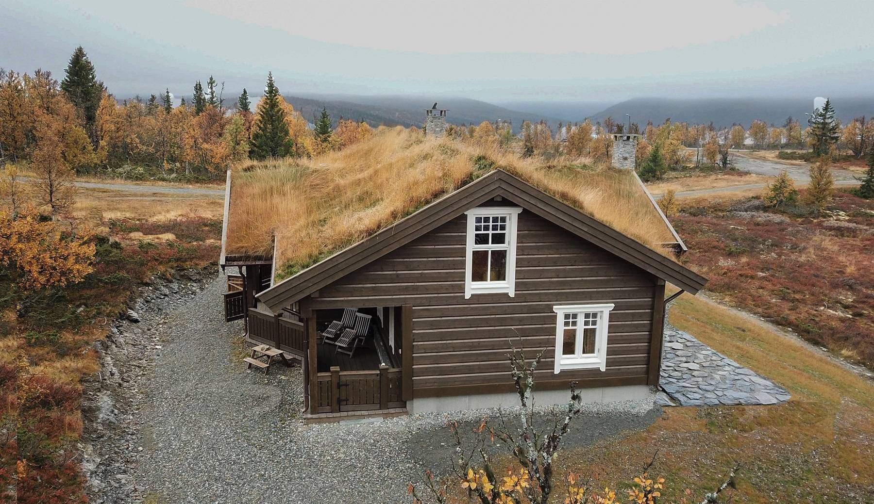 362 Gålå – Hyttebilde – Hytte Hemsedal 120 – Hytteleverandør Tiurtoppen Hytter