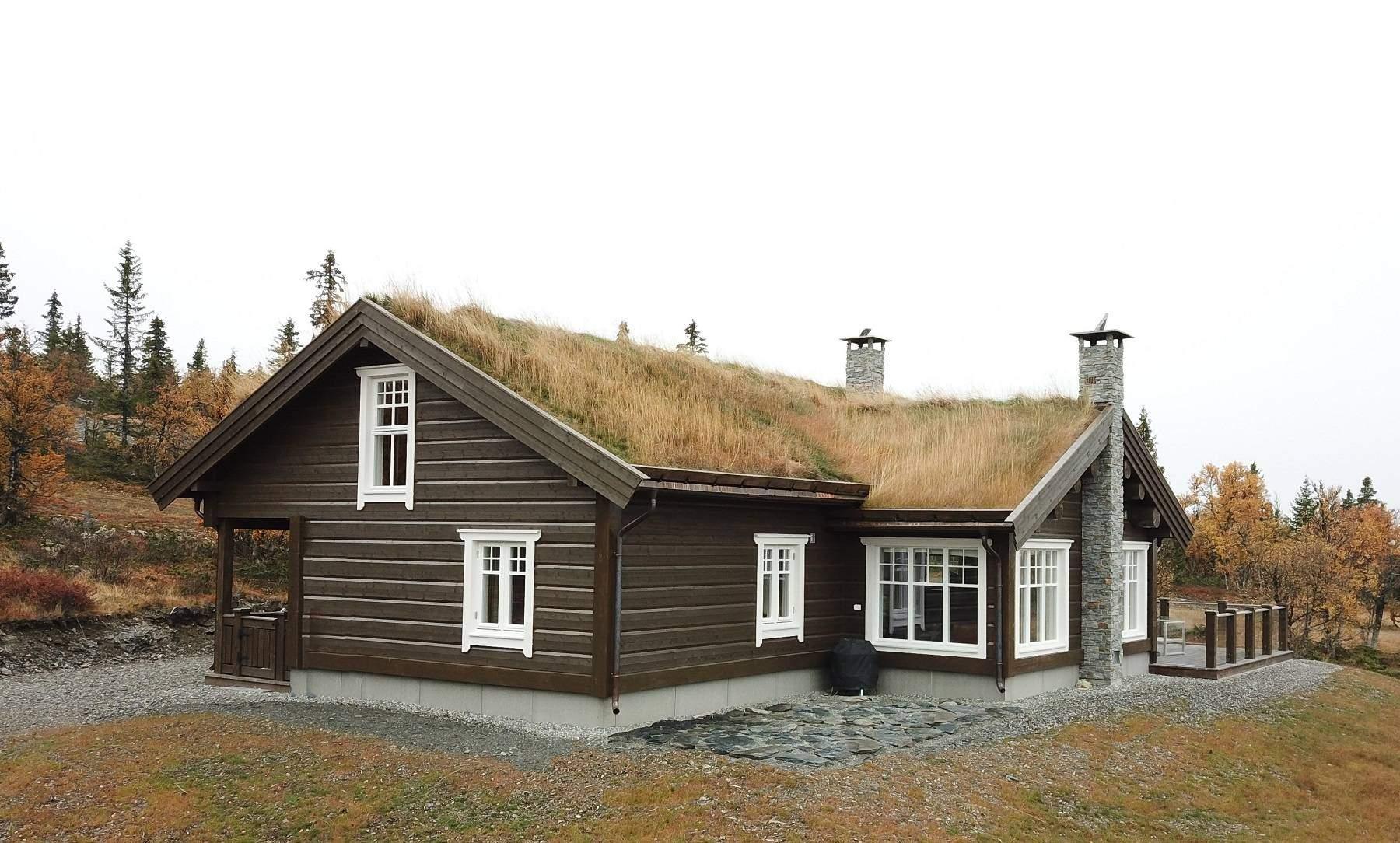 370 Gålå – Hyttebilde – Hytte Hemsedal 120 – Hytteleverandør Tiurtoppen Hytter